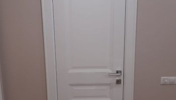 Двери межкомнатные Профль Дорс 66U Аляска с наличником СВ