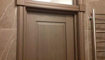 Установка межкомнатных дверей Профиль Дорс фото Серия X в стиле классика